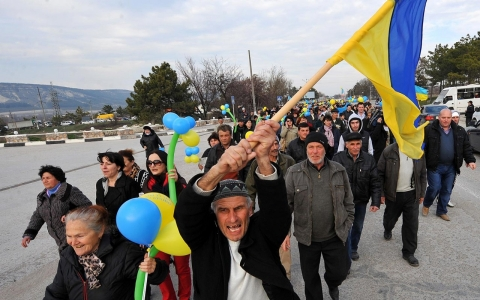 Thumbnail image for In Crimea, Tatars fear a repeat of brutal history