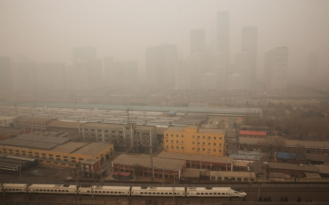 Thumbnail image for Smog in India, China is changing weather patterns in US, finds study