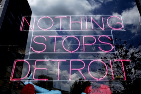 "Thumbnail image for Al Jazeera America presents: ""FIVE DAYS IN DETROIT"""