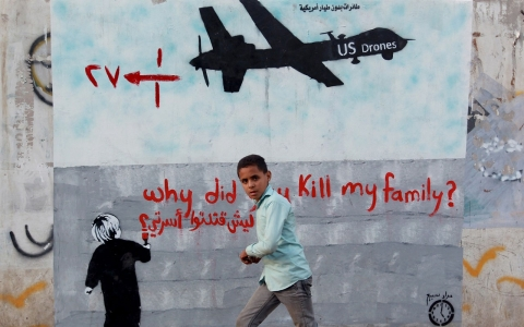 Thumbnail image for Yemenis affected by U.S. drone strikes to launch victims' union
