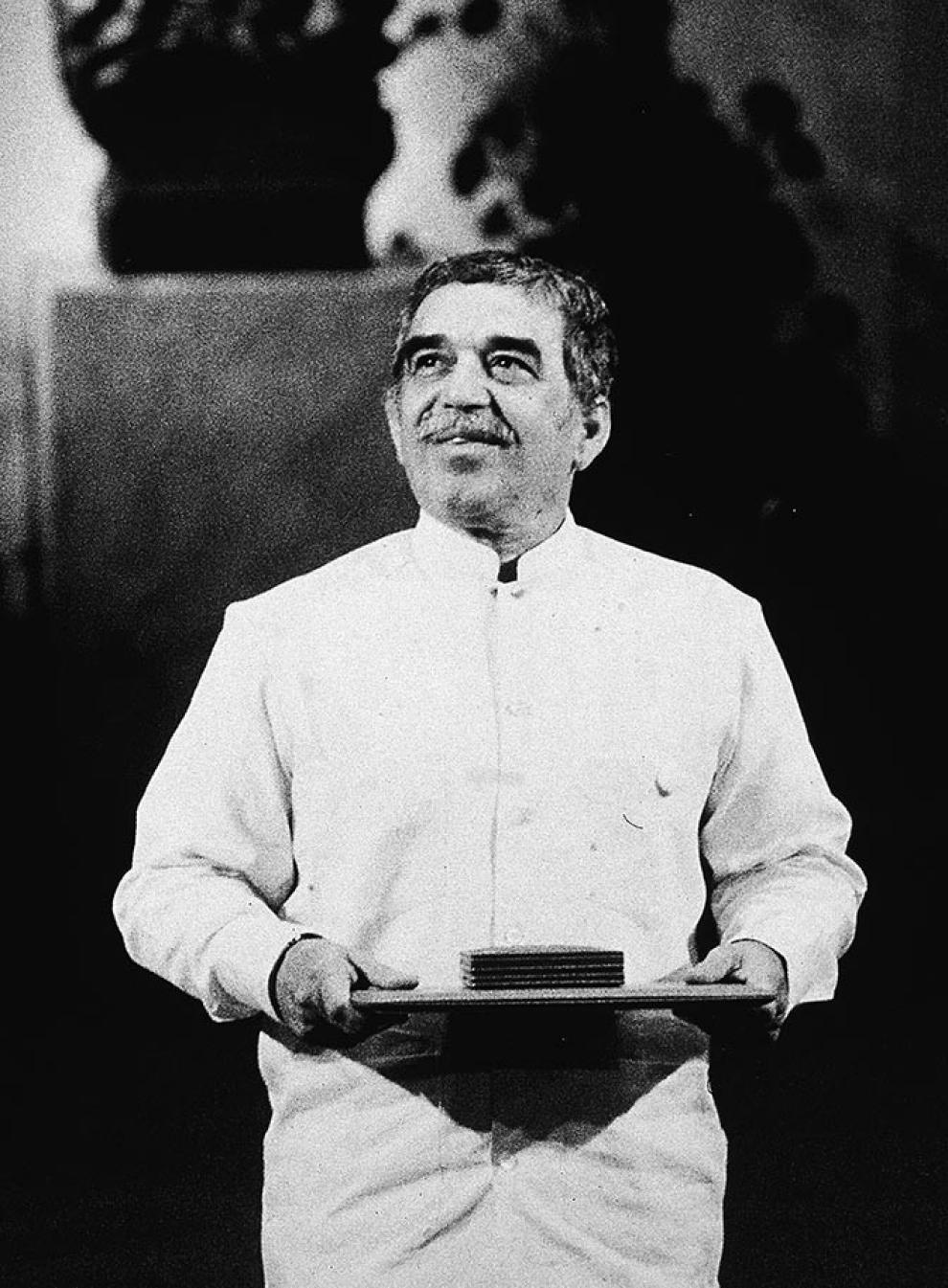 a biography of gabriel jose garcia Search in the poems of gabriel garcía márquez: gabriel josé de la concordia garcía márquez (born march 6, 1927) is a colombian novelist, short-story writer, screenwriter and journalist, known affectionately as gabo throughout latin america considered one of the most significant authors of the.