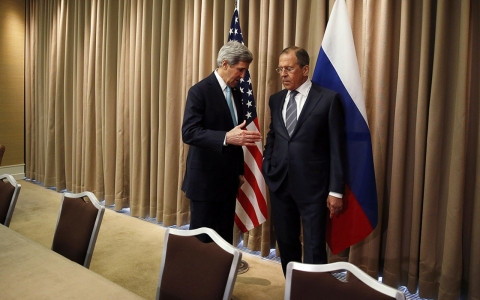 Thumbnail image for Ukraine: Kerry, Lavrov announce deal, pledge de-escalation of crisis