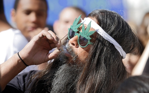Thumbnail image for Upcoming 4/20 pot fest a celebration for states where drug is legal