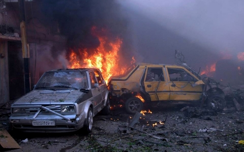 Thumbnail image for U.N. envoy: Homs evacuation deal has collapsed
