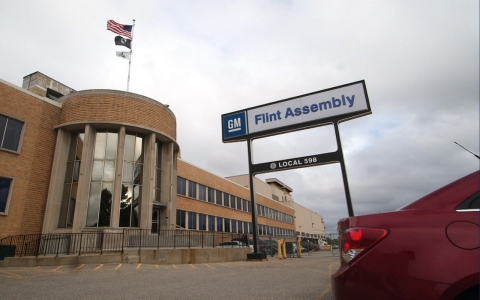 Thumbnail image for What works: In Flint, GM's oldest American plant keeps on trucking