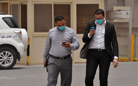 Thumbnail image for Saudi Arabia announces jump in MERS cases