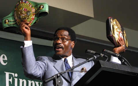 Thumbnail image for Boxer, justice campaigner Rubin 'Hurricane' Carter Dies at 76
