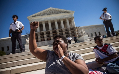 Thumbnail image for Supreme Court upholds Michigan ban on affirmative action