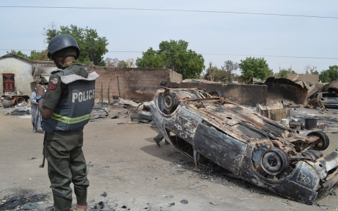 Thumbnail image for Boko Haram's roots in Nigeria long predate Al-Qaeda's