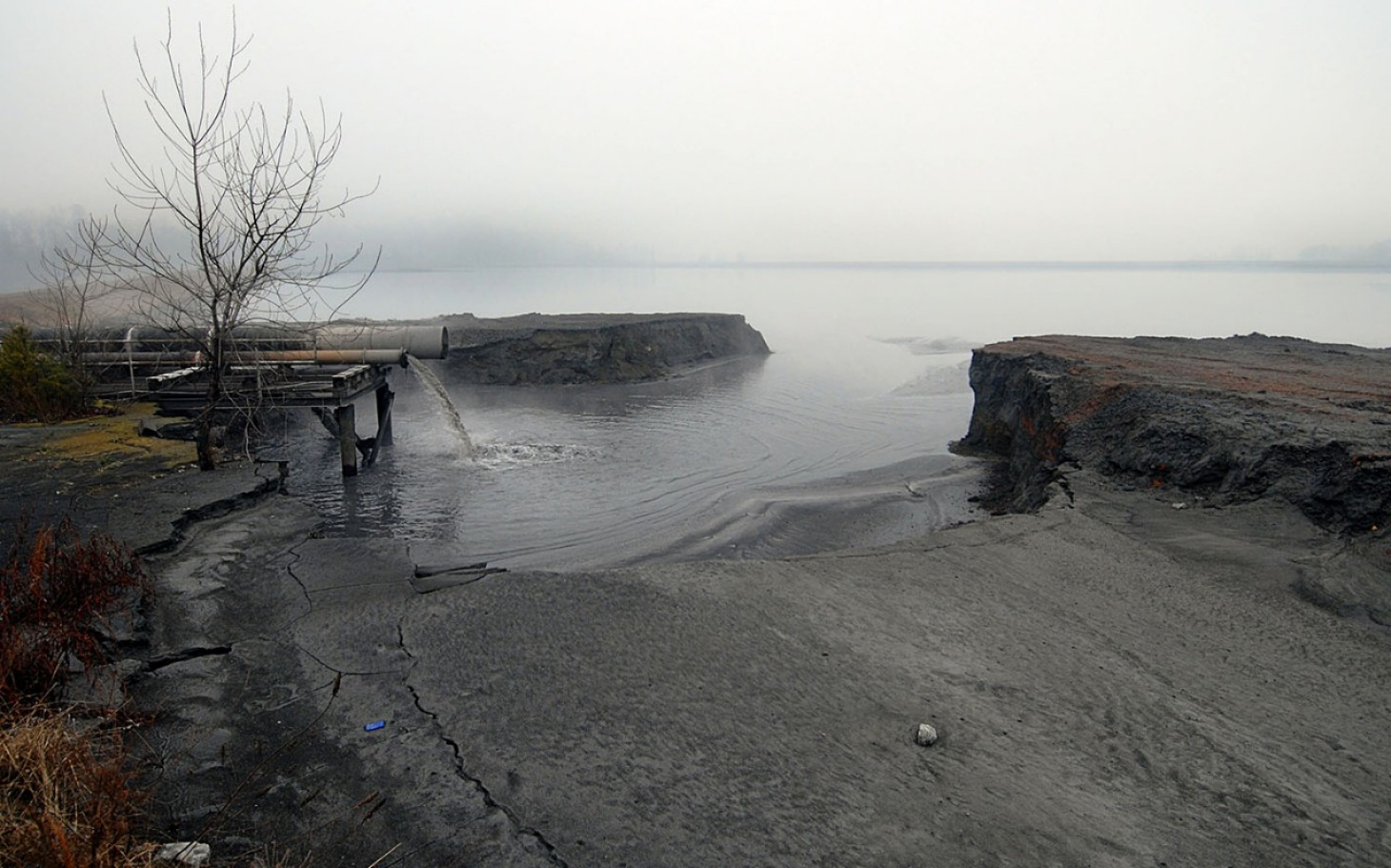 Ash From Coal ~ Energy co says removal of coal ash ponds could take