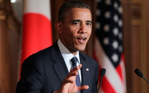 Thumbnail image for Obama fails to clinch trade deal in Japan, heads to South Korea