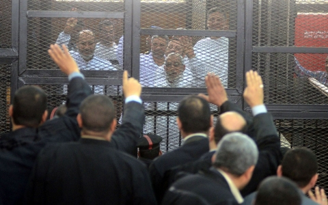 Thumbnail image for Opinion: The Egyptian state must stop killing the Egyptian people