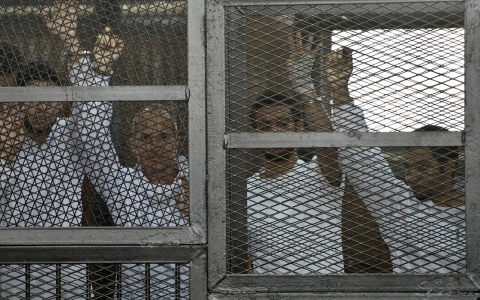 Thumbnail image for Egypt trial delayed again for Al Jazeera journalists