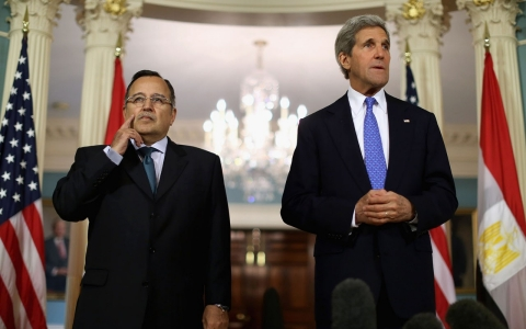 Thumbnail image for As violence in Egypt persists, Kerry and others rethink aid