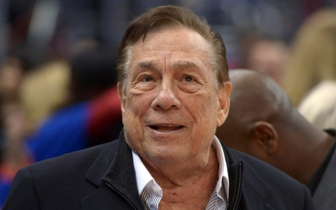 Thumbnail image for NBA lifetime ban for Clippers owner Sterling over alleged comments on race