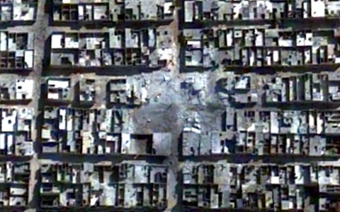 Thumbnail image for Syrian civilians in crosshairs of Assad's barrel bombs, says report