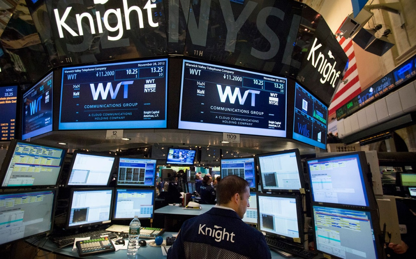 Government Regulators Probe High Frequency Wall Street