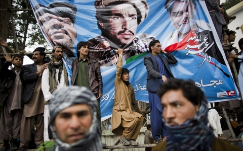 Thumbnail image for Fears of voter fraud mount ahead of Afghan election