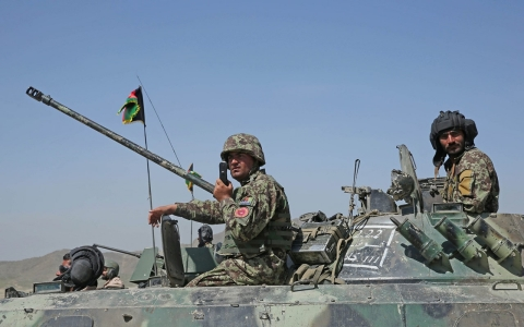 Thumbnail image for US general: Corruption, not Taliban, the worst threat to Afghanistan