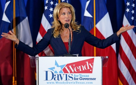 Thumbnail image for Wendy Davis' Hollywood ending will require a Texas-size comeback
