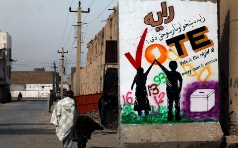 Thumbnail image for Afghans hopeful for election day, anxious for the day after