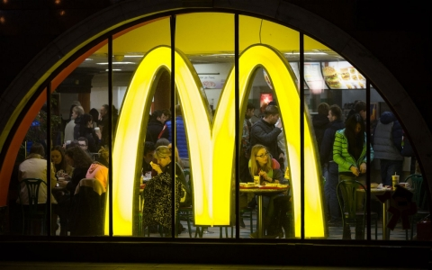 Thumbnail image for McDonald's exits Crimea