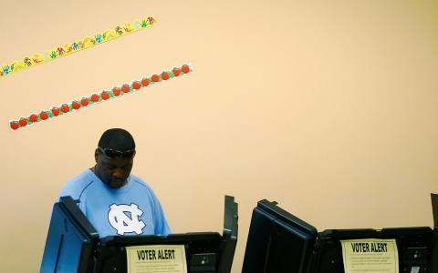 Thumbnail image for With history made, NC's young black voters may pass on election