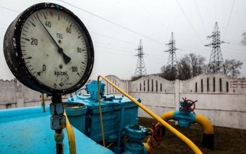 Thumbnail image for Ukraine in emergency talks over gas imports