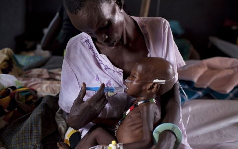 Thumbnail image for UN: South Sudan on verge of Africa's worst famine since 1980