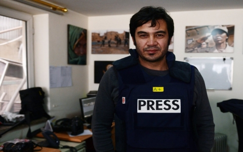 Thumbnail image for Afghan journalists: Boycott Taliban coverage