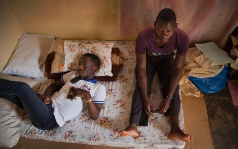 Thumbnail image for Uganda: U.S.-funded HIV project raided for 'homosexuality training'