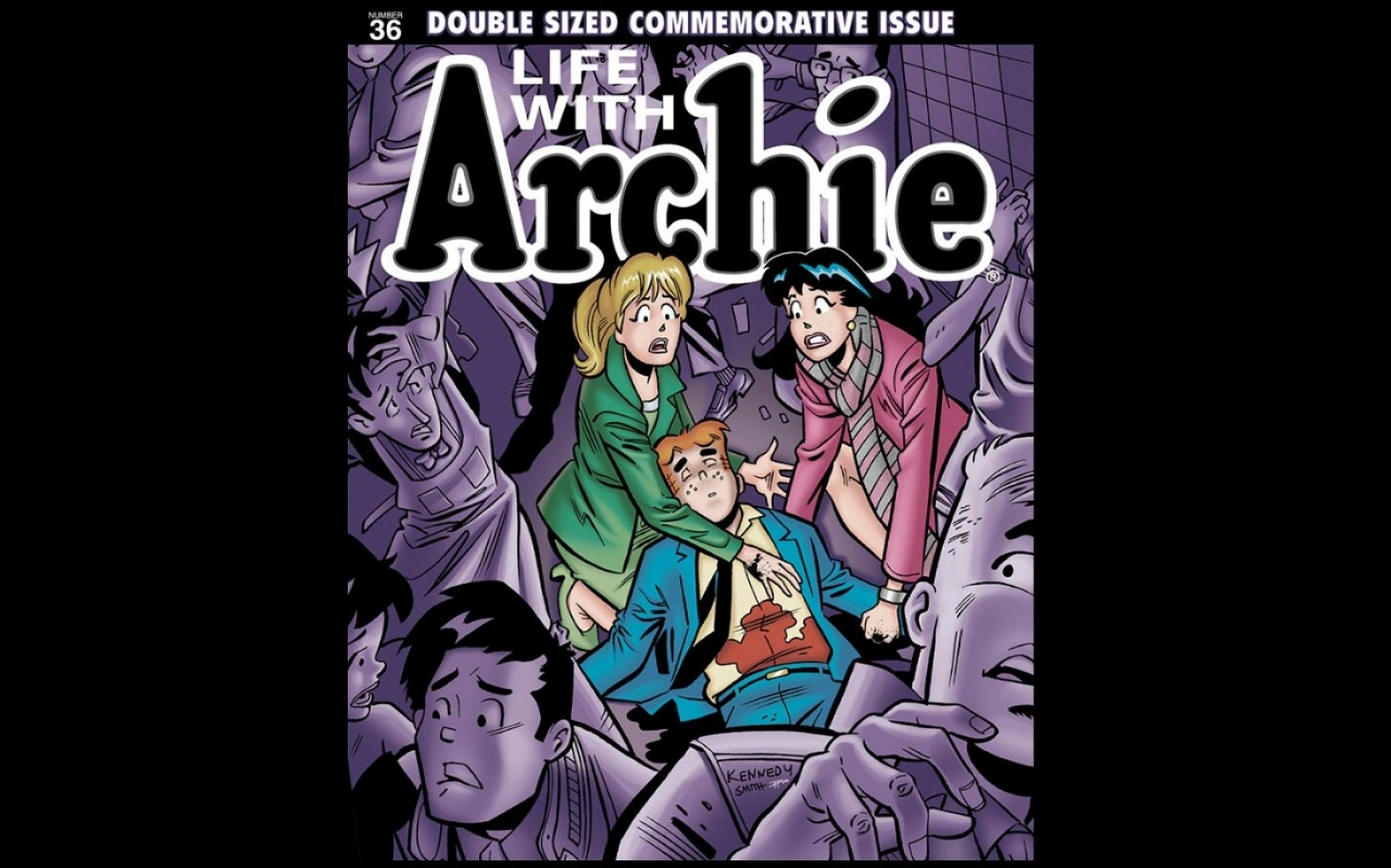 Adult archies image are