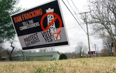 Thumbnail image for Illinois county to vote on fracking ban
