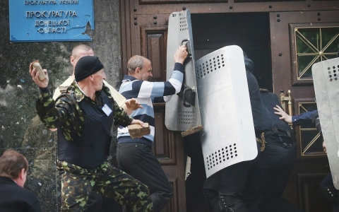 Thumbnail image for  Ukraine reinstates military conscription