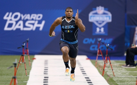 Thumbnail image for NFL primed for first gay player, but will Michael Sam be drafted?