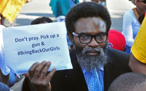 Thumbnail image for #BringBackOurGirls wields power, but for good or bad?