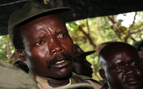 Thumbnail image for U.N.: Warlord Kony hiding in South Sudan