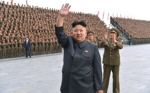Thumbnail image for North Korea calls drone probe by South, U.S. 'charade'