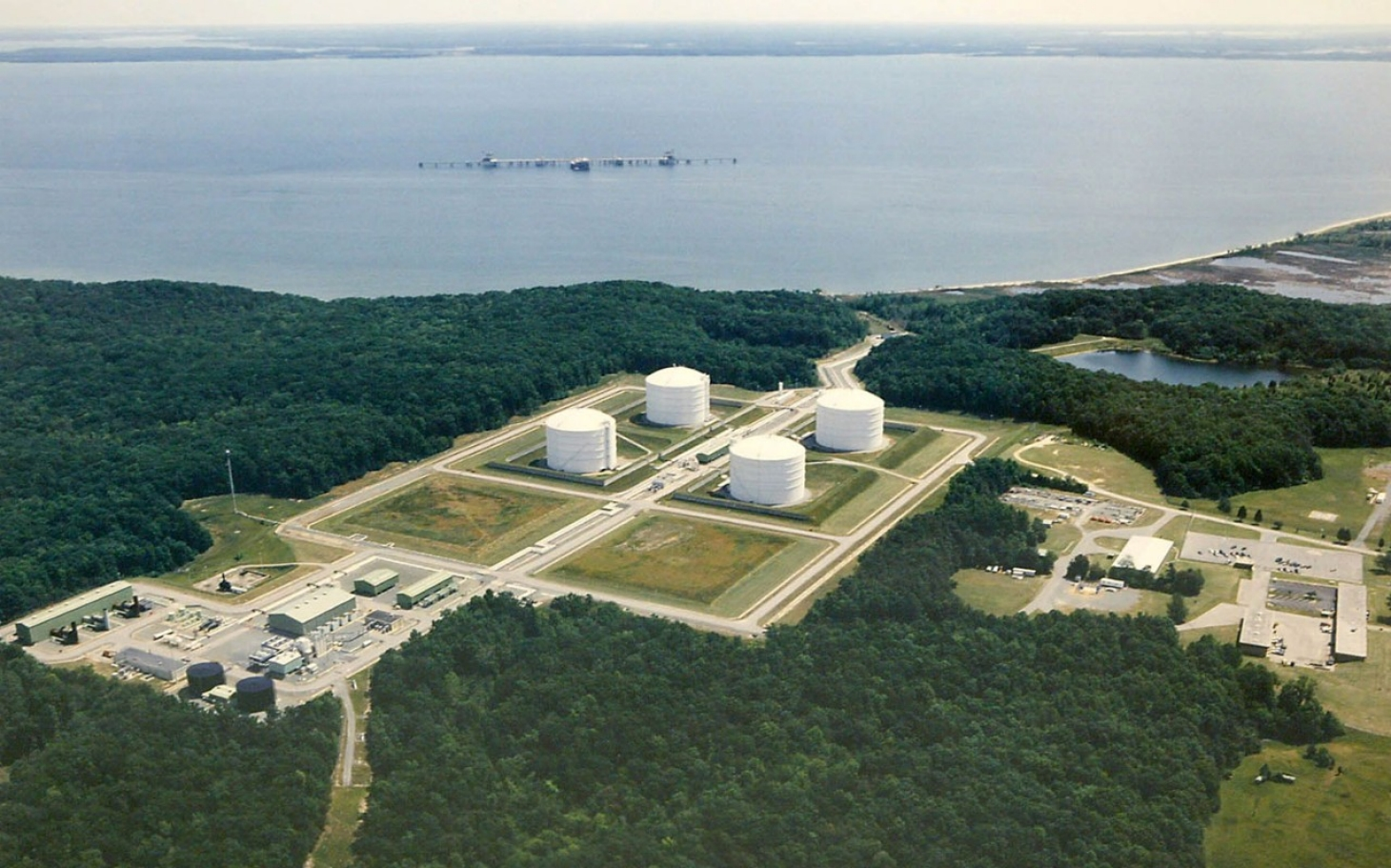 Reversing the flow with cove point u s seeks to become for Domon power release