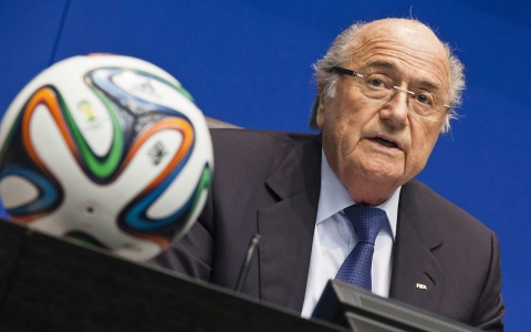 Thumbnail image for FIFA chief Sepp Blatter says Qatar World Cup in summer a 'mistake'