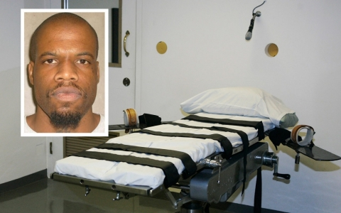 Thumbnail image for Okla. prison guards shocked Lockett with Taser before execution