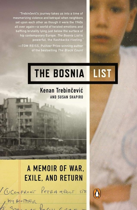 The Bosnia List, published this year.
