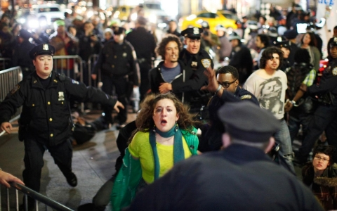 Thumbnail image for Occupy Wall Street's Cecily McMillan sentenced to three months in jail