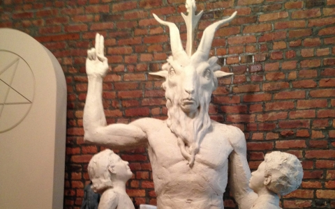 Thumbnail image for Satanic Temple unveils plan to bring sympathy for the devil to Oklahoma
