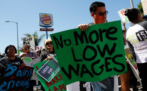 Thumbnail image for Fast-food workers announce global protest, walkout set for 33 countries