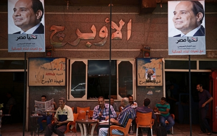 Polls open in Egypt's presidential election