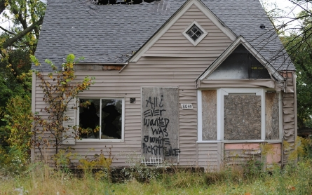 Detroit task force unveils plans for blight fight