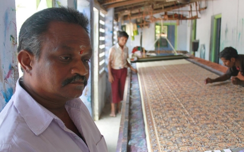 handlooms, cooperatives, India, Andhra Pradesh