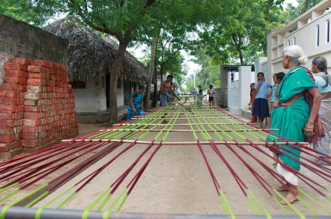 India, weavers, handlooms, textiles