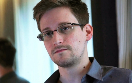 Edward Snowden sees himself as a patriot